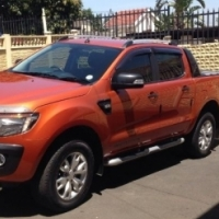 FORD WILDTRAK Double Cab