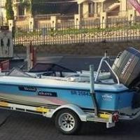 SKI-BOAT FOR SALE – R 55 000-00