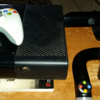 X-Box360+Kinect+2controllers
