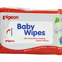 BABY WIPES 30'S WITH CHAMROSE