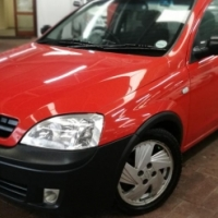 2009 Opel Corsa Utility 1.4i Base  with 104000Km's,Full Service History, Central Locking