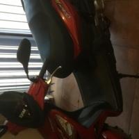 Sym orbit 2 scooter
