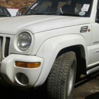 Jeep KJ Cherokee Stripping Spares