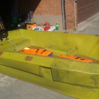 Plastic bait boat for sale