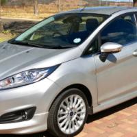 2015 Ford Fiesta 1.0T Titanium