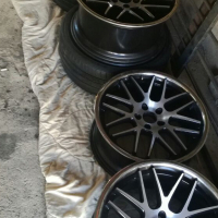 19inch 5/120 mags for sale