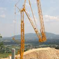 We offer tower crane after training you get certificate and licence