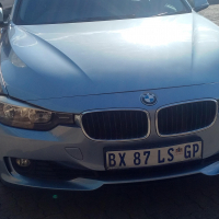 Sales: 2012 BMW f30 320i auto for R175000