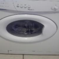 6kgs whirlpool front loader washing machine
