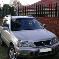 Honda CRV 2.0 Petrol - 1999 Model.