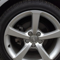 Audi A3 Mags and Tyres