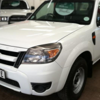 2010 Ford Ranger 2.2 S/C,with 190000Km's, Full Service History,Front Loader