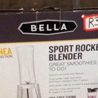 Bella Sport Rocket Blender