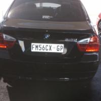 second hand BMW 325i E90