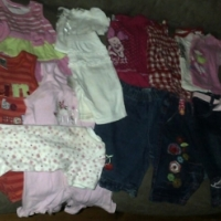 clothing: babies and children