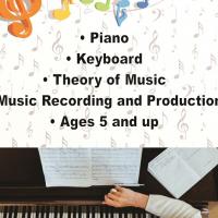 PIANO LESSONS ALBERTON AREA