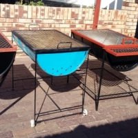 Brand new braai stands for sale.