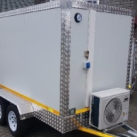 BRAND NEW MOBILE REFRIGERATED TRAILERS
