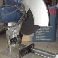 Ryobi cutoff machine