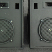 EV Voice Stage Monitor Set