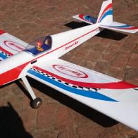 Rc Plane Blackhorse 50 Size Travel Air