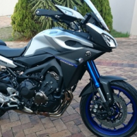 Yamaha MT 09 Tracer showroom condition