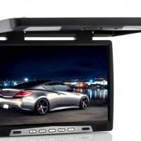 17 Inch Roof Mounted Car Monitor - IR Transmitter, 1440x900, PAL + NTSC