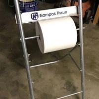 Papierrol dispenser (maak aanbod)