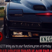 Knight Rider Car Chaufer Services / Hire - Make your grand entrance a lifetime memory