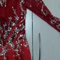 For Sale Red Evening Gown