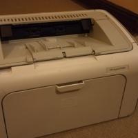 HP Laserjet P1005 Laser printer
