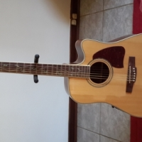 6 String Ibanez Acoustic Guitar for Sale