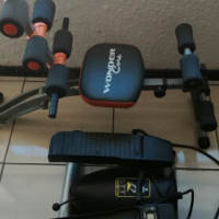 wondercore and lateral thigh trainer