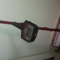 Minelab X terra 505 metal detector