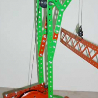 Meccano Vintage Green and Red sets wanted