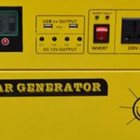 Solar Generator - Load Shedding, Camping etc
