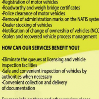 Vehicle Administration Services