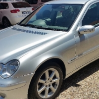 2006 Mercedes-Benz C180 Kompressor AT