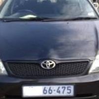 Toyota RunX 140RT