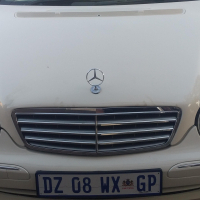 2007 Mercedes Benz c280 auto for R 72000.00