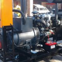 New 60kva Lovol diesel generators