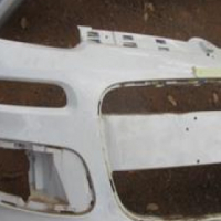 2015 Fiat Panda Front Bumper White For Sale