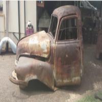 Chevrolet Cab & Front Clip