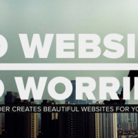 Build Your Legacy With Our Website Builder Project