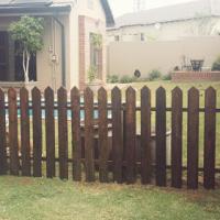 Affordable Picket Fencing!!