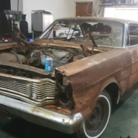 1965 Ford Galaxie 500 coupe' for sale