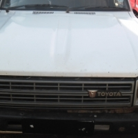 1984 Toyota Hilux 2.4 Diesel
