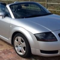 2001 Audi Quattro Convertible