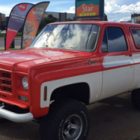 1976 Chev K5 Blazer for sale