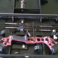 Compound bow!, left-handed!